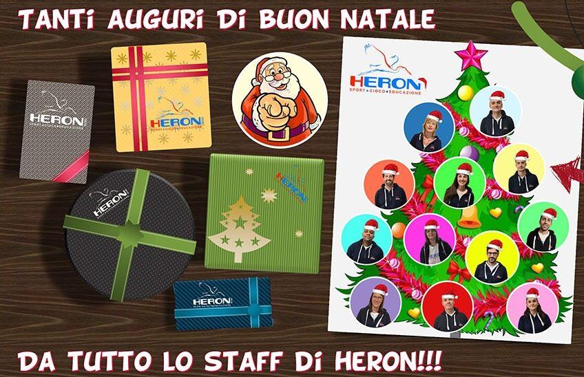 Auguri Di Natale Per Sportivi.Tanti Auguri Di Buon Natale Progetto Heron